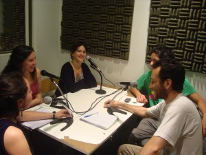 CITCh en la Radio Juan Gomez Millas. 21 de septiembre de 2011.